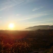 Follo: tramonto